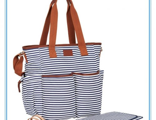 Canvas Weekend Tote