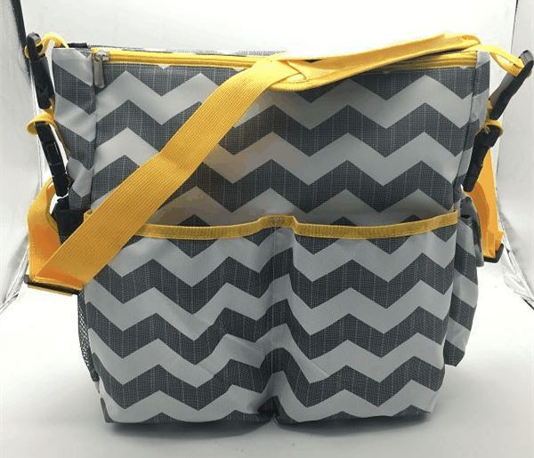 chevron shoulder bags