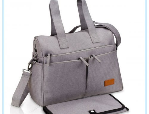Designer Travel Diaper Bag