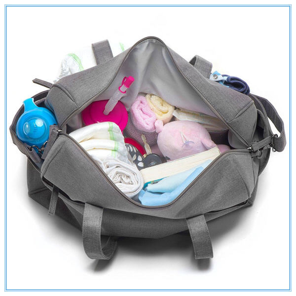 Designer Diaper Travel Bag