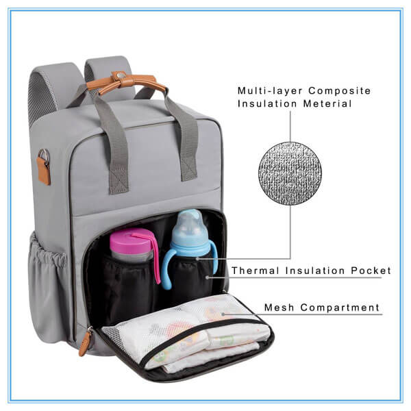 Multi-Function Nappy Bags