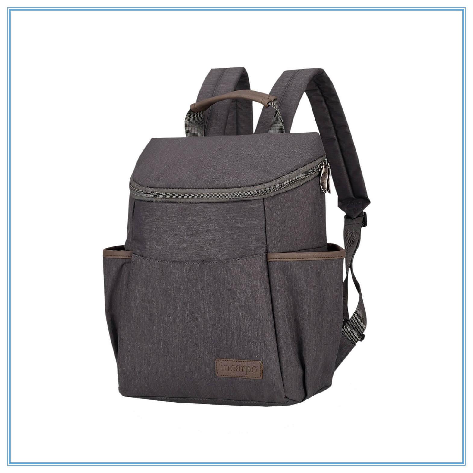 Large Capacity Nappy Bag
