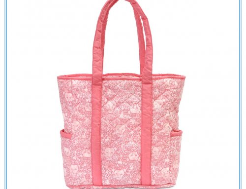 quilted harper tote