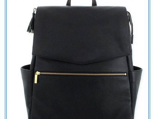Leather Diaper Bags Backpack