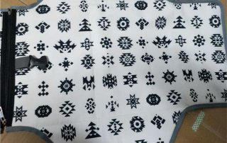 cotton baby mat
