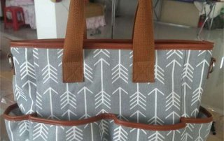 fashion canvas tote bags