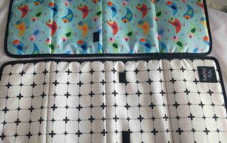 ibabybags changing pad
