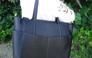 leather nappy bags