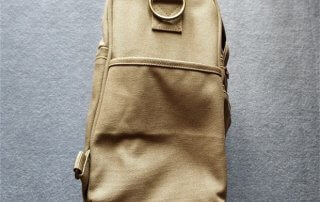 canvas changing bags