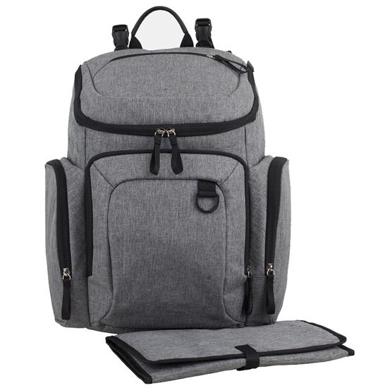 Multifunctional mommy backpack