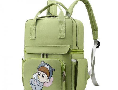 Cartoon Diaper Backpack