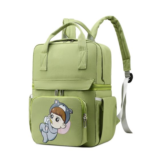 cute diaper backpack